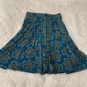 LulaRoe Madison size S - Tiger pattern